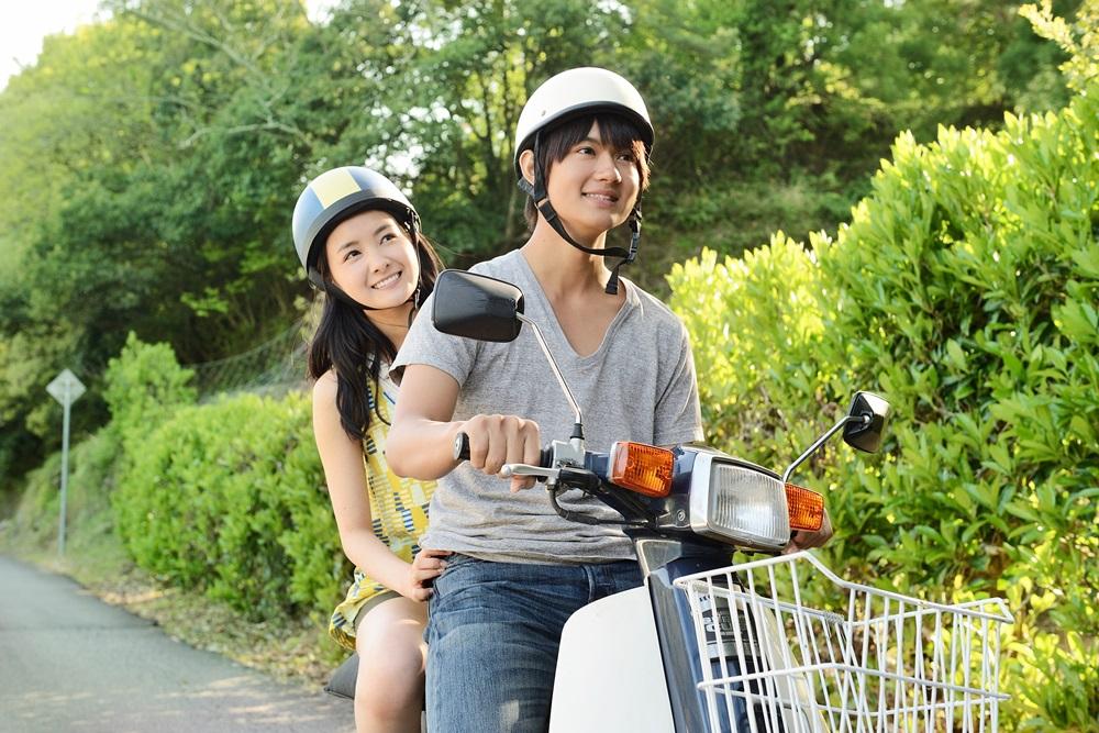 【画像】映画『青夏 きみに恋した30日』 メインカット