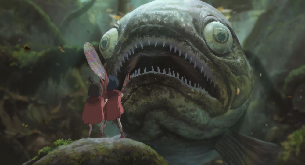 【画像】ポノック短編劇場『ちいさな英雄-カニとタマゴと透明人間-』『カニーニとカニーノ』サブカット2