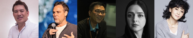 【写真】第31回東京国際映画祭(TIFF) コンペティション国際審査委員
