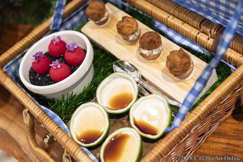 【写真】前菜「ピクニック」