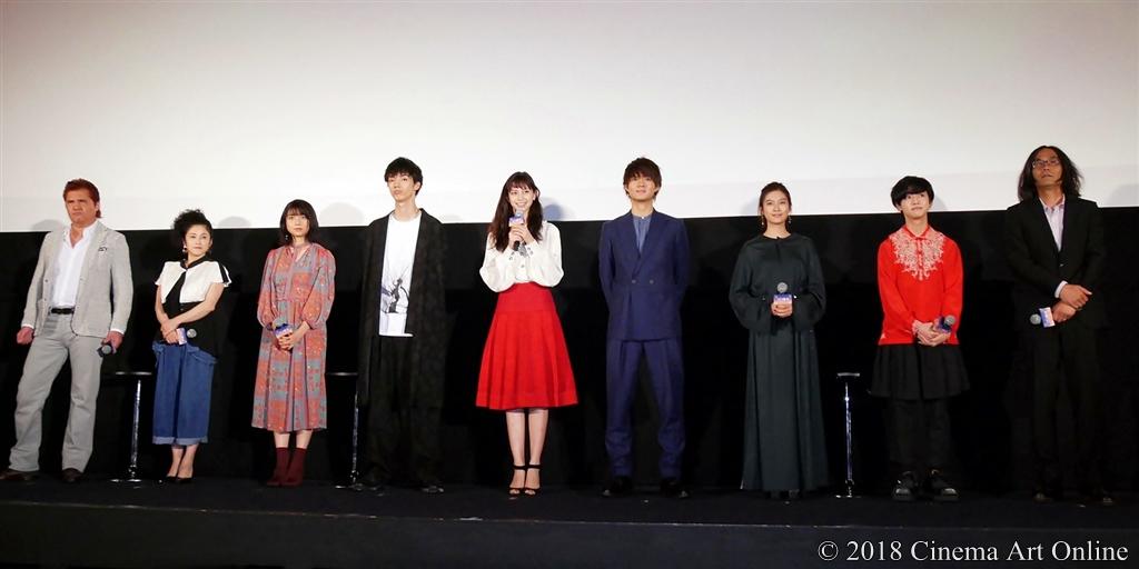 【写真】映画『3D彼女 リアルガール』公開記念舞台挨拶