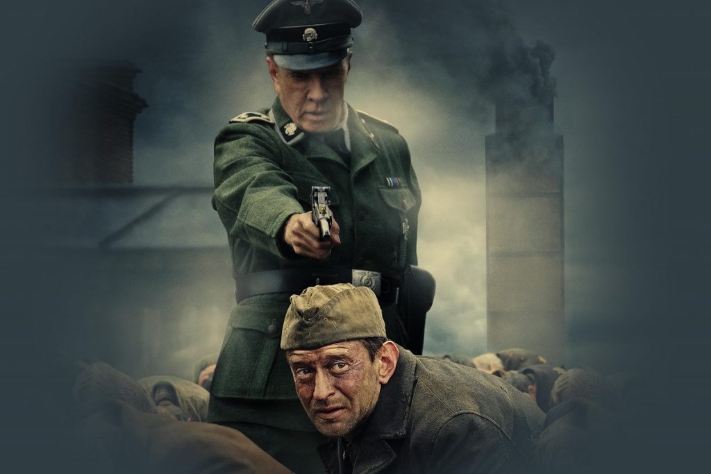 映画『ヒトラーと戦った22日間』メインカット