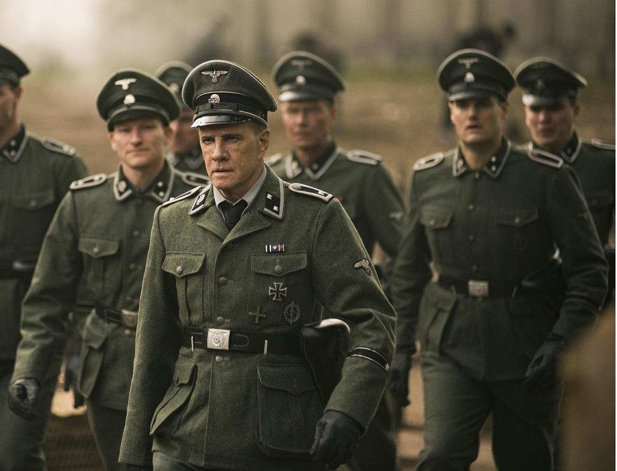 映画『ヒトラーと戦った22日間』場面カット1