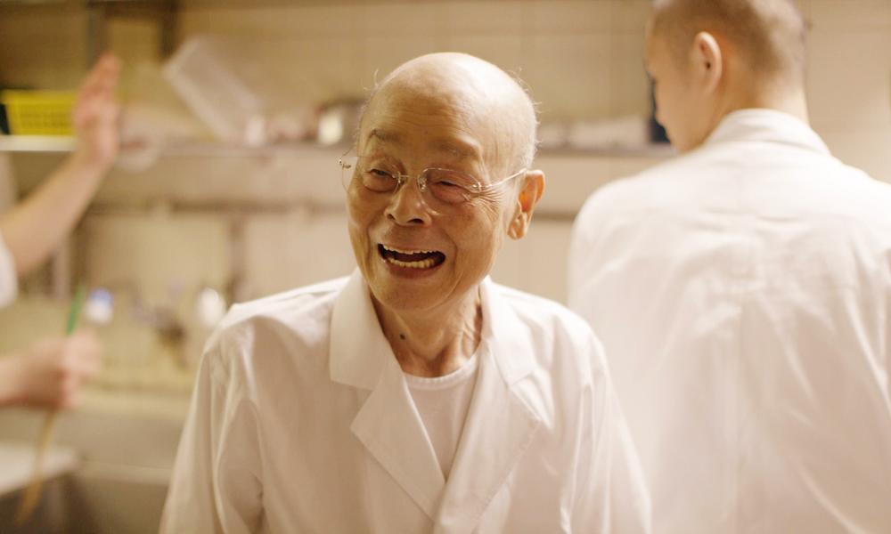 【画像】映画『世界が愛した料理人』小野 二郎 (Jiro Ono)
