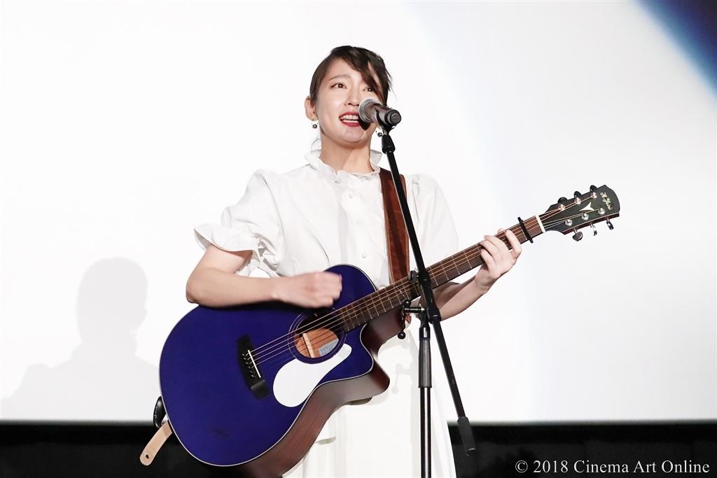 【写真】映画『音量を上げろタコ!なに歌ってんのか全然わかんねぇんだよ!!』一夜限りのライブイベント (吉岡里帆)