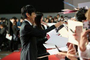 写真】第31回東京国際映画祭(TIFF) GALAスクリーニング作品 映画『人魚の眠る家』ワールドプレミア レッドカーペットセレモニー (西島秀俊)