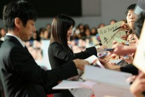 写真】第31回東京国際映画祭(TIFF) GALAスクリーニング作品 映画『人魚の眠る家』ワールドプレミア レッドカーペットセレモニー (篠原涼子)