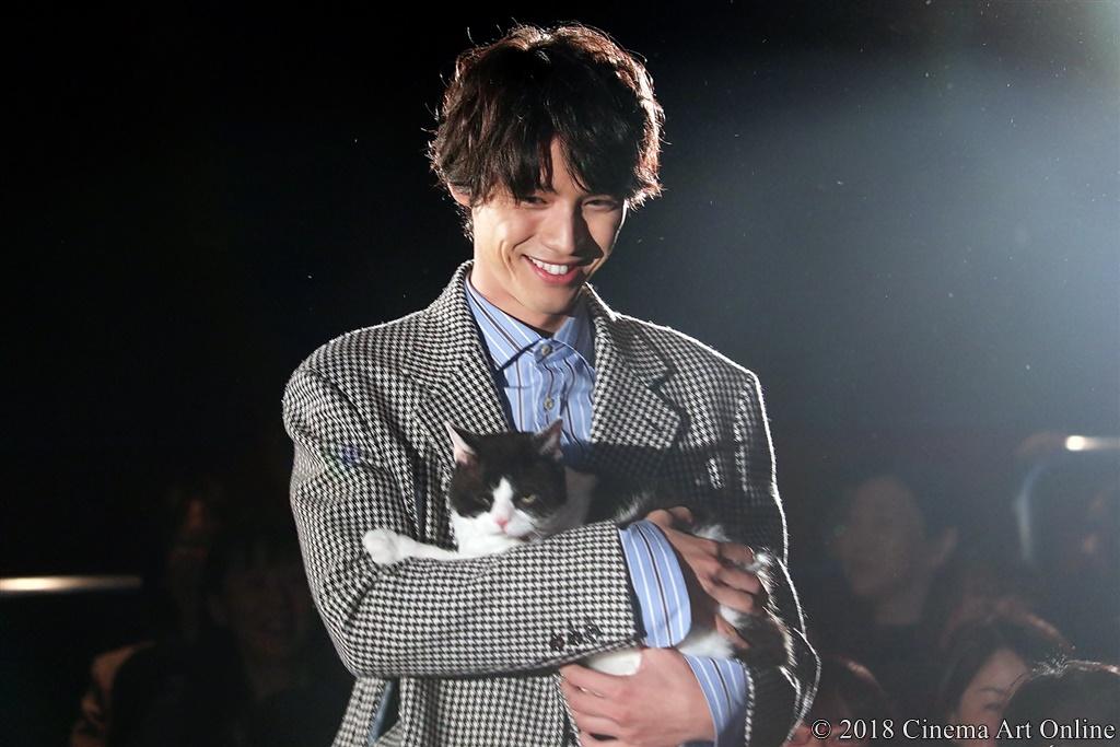 【写真】映画『旅猫リポート』公開初日舞台挨拶 (福士蒼汰&ナナ登場!)