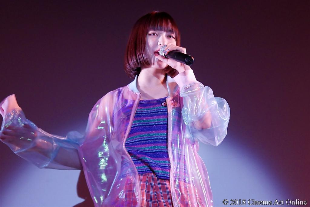 【写真】映画『ヌヌ子の聖★戦 ~HARAJUKU STORY~』完成披露上映会 (吉田凜音LIVE)