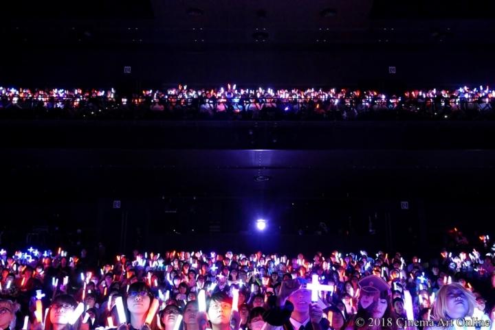 【写真】新作公開記念!!『KING OF PRISM -PRIDE the HERO-』 上映会 & THUNDER STORM SESSION DJ Party!!! Presented by DJ KOO (オーディエンス)