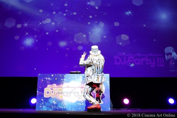 【写真】新作公開記念!!『KING OF PRISM -PRIDE the HERO-』 上映会 & THUNDER STORM SESSION DJ Party!!! Presented by DJ KOO (DJ KOO)