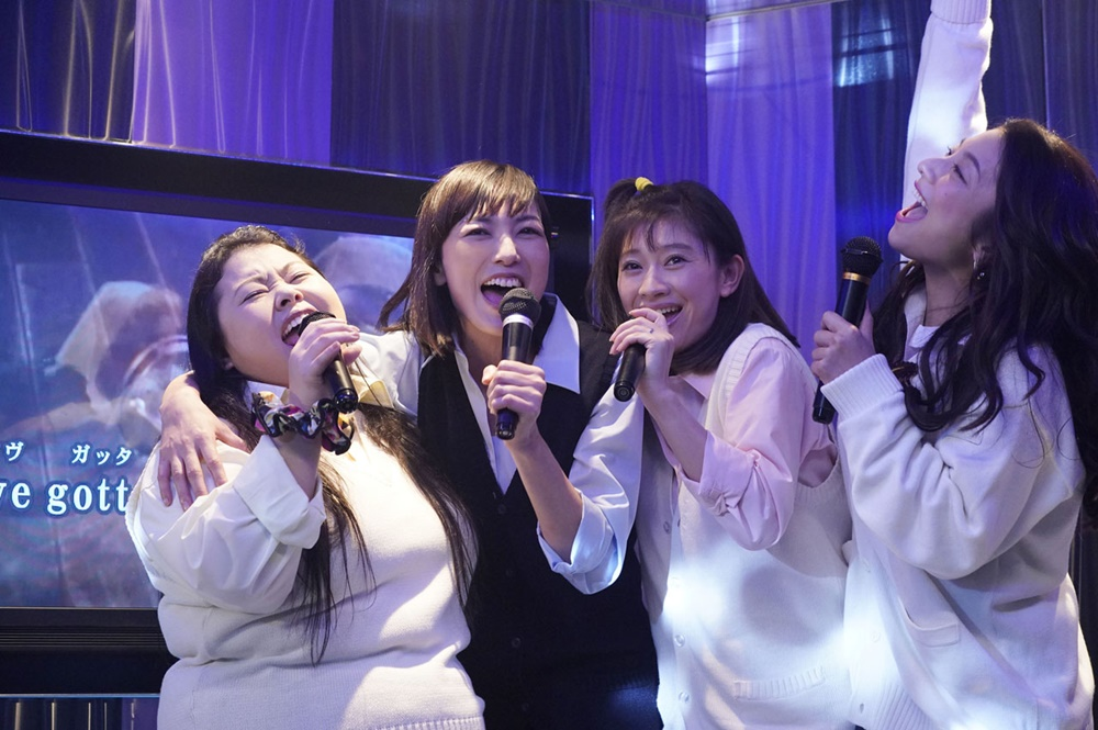 【画像】映画『SUNNY 強い気持ち・強い愛』場面カット10