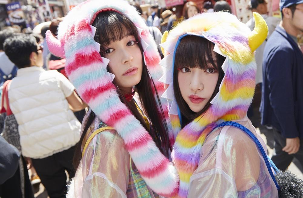 【画像】映画『ヌヌ子の聖★戦 ~HARAJUKU STORY~』メインカット