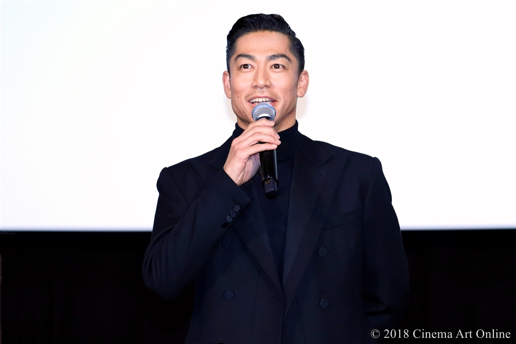 【写真】映画『この道』完成披露試写会舞台挨拶 (AKIRA)