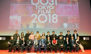 【写真】第31回 東京国際映画祭(TIFF) アウォード・セレモニー (フォトセッション)