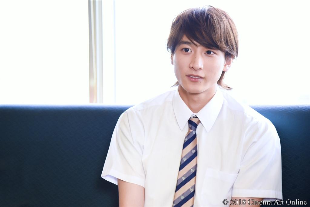 【写真】映画『わたしに××しなさい!』小関裕太
