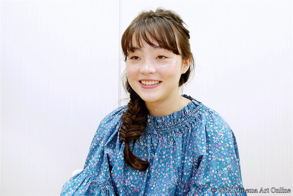 【写真】映画『少女邂逅』モトーラ世理奈 インタビュー