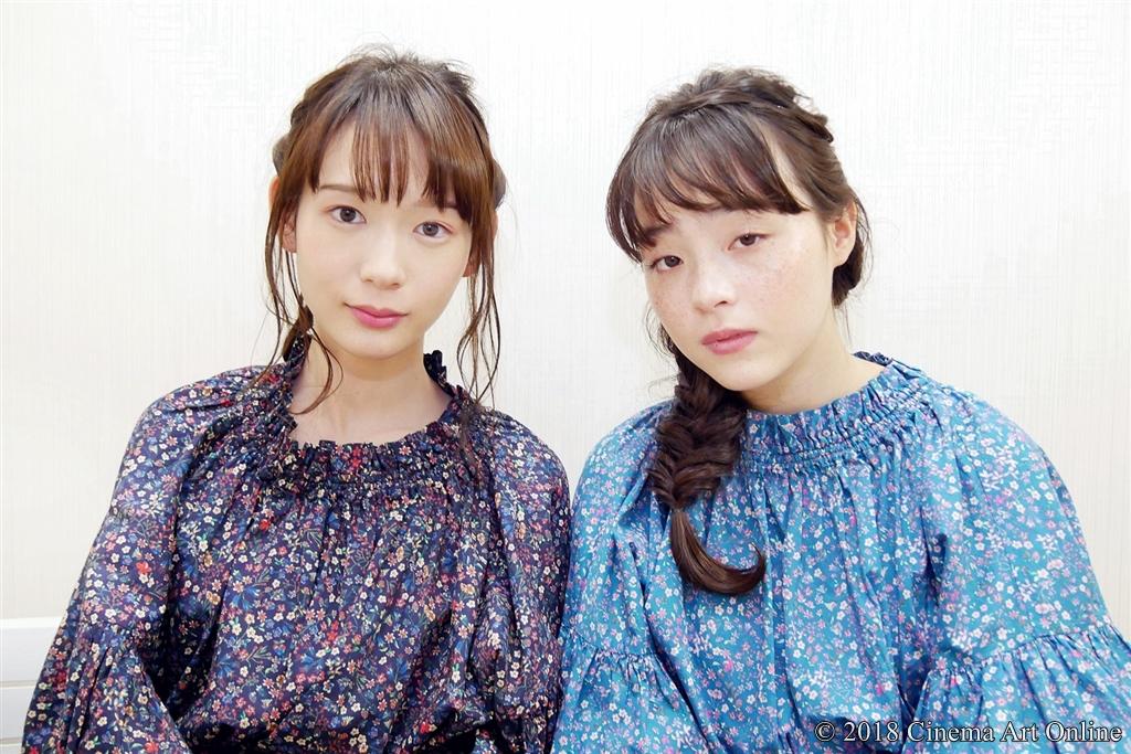 【写真】映画『少女邂逅』W主演・保紫萌香×モトーラ世理奈