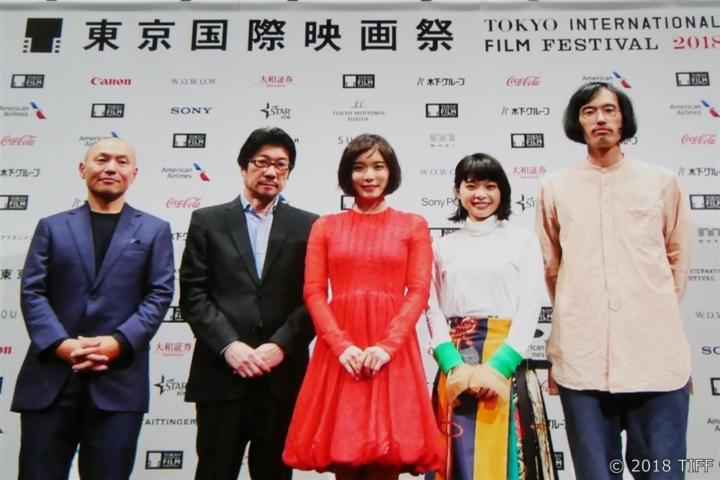 【写真】第31回 東京国際映画祭(TIFF)を振り返る (ラインナップ記者会見)