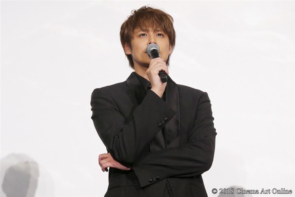 【写真】映画『GODZILLA 星を喰う者』公開記念舞台挨拶 (櫻井孝宏&宮野真守)
