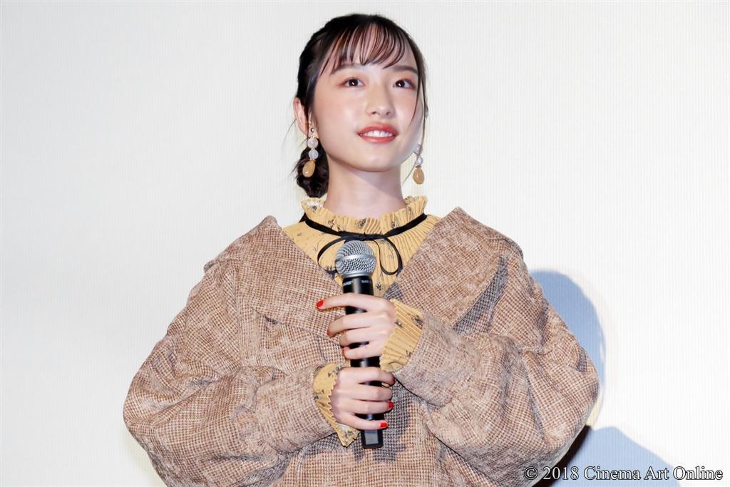 【写真】映画『ヌヌ子の聖★戦 ~HARAJUKU STORY~』公開初日舞台挨拶 (内田珠鈴)