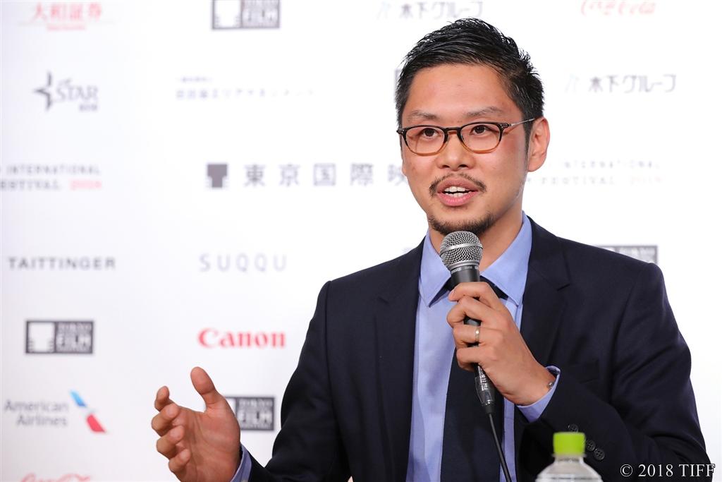 【写真】日本映画スプラッシュ監督賞受賞 映画『メランコリック』田中征爾監督
