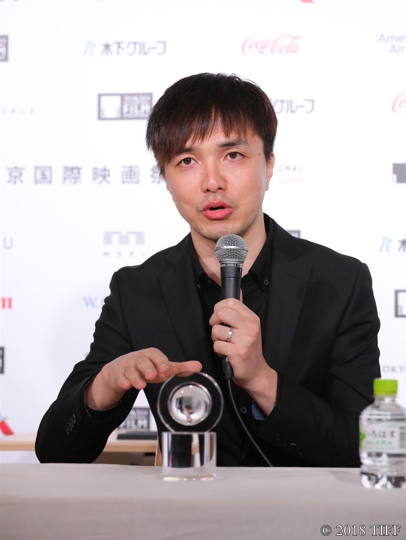 【写真】アジアの未来部門 国際交流基金アジアセンター特別賞受賞 映画『武術の孤児』ホアン・ホアン監督