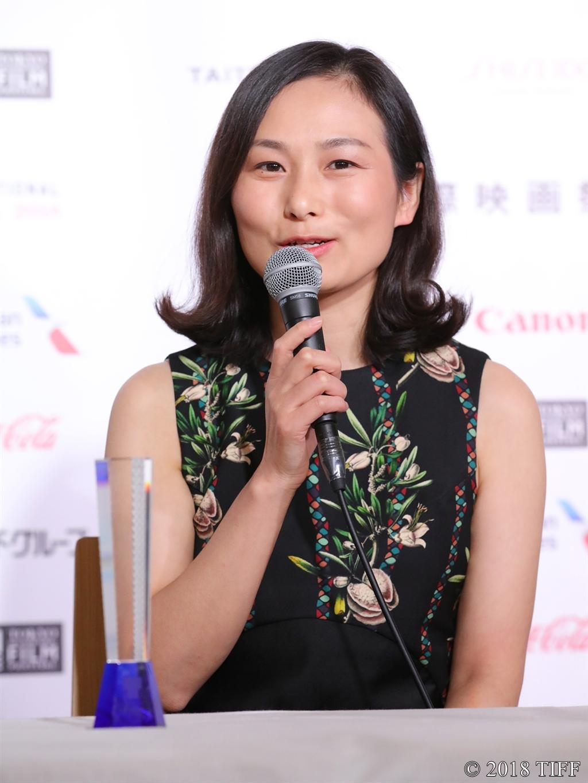 【写真】アジアの未来部門 作品賞受賞 映画『はじめての別れ』リナ・ワン監督