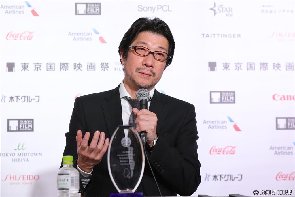 【写真】コンペティション部門 観客賞受賞 映画『半世界』阪本順治監督