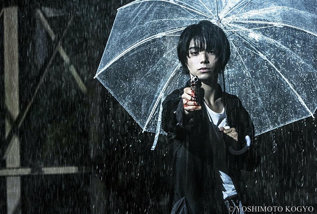 【画像】映画『銃』メインカット