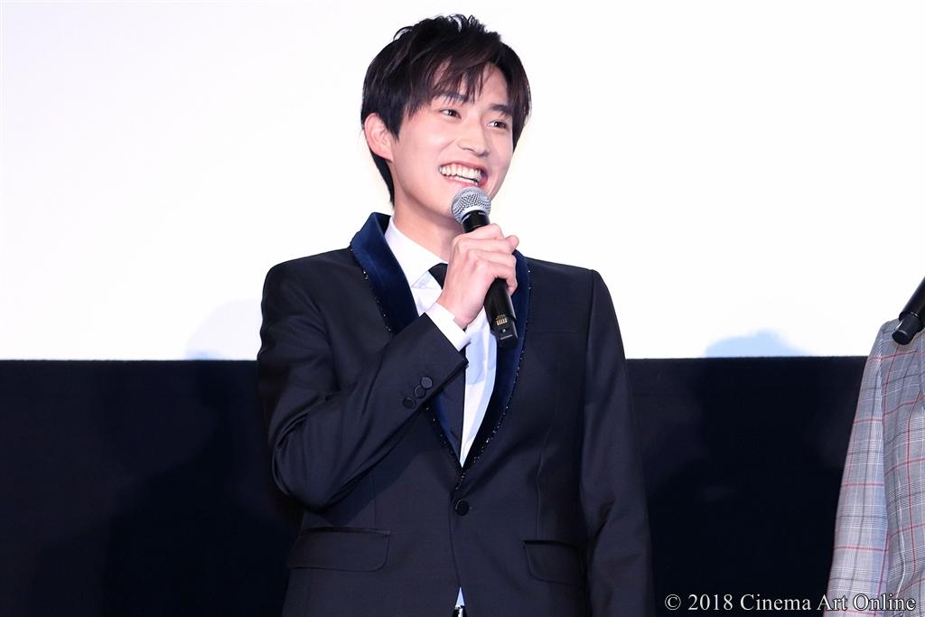 "【写真】映画『春待つ僕ら』公開""Anniversary""舞台挨拶 (杉野遥亮)"