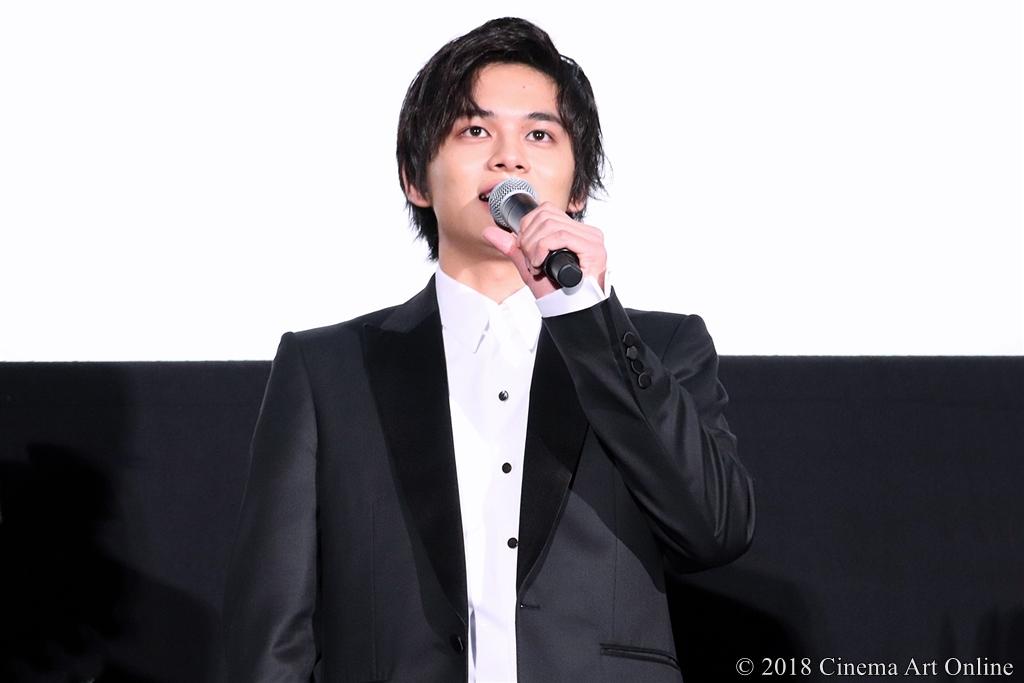 "【写真】映画『春待つ僕ら』公開""Anniversary""舞台挨拶 (北村匠海)"