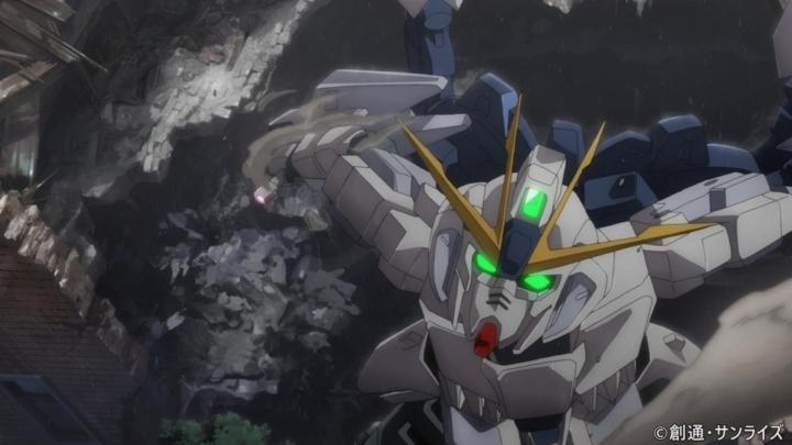 【画像】映画『機動戦士ガンダムNT』場面カット