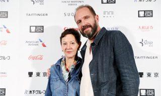 【写真】第31回東京国際映画祭(TIFF) コンペティション部門『ホワイト・クロウ』記者会見 (レイフ・ファインズ & ガブリエル・タナ)