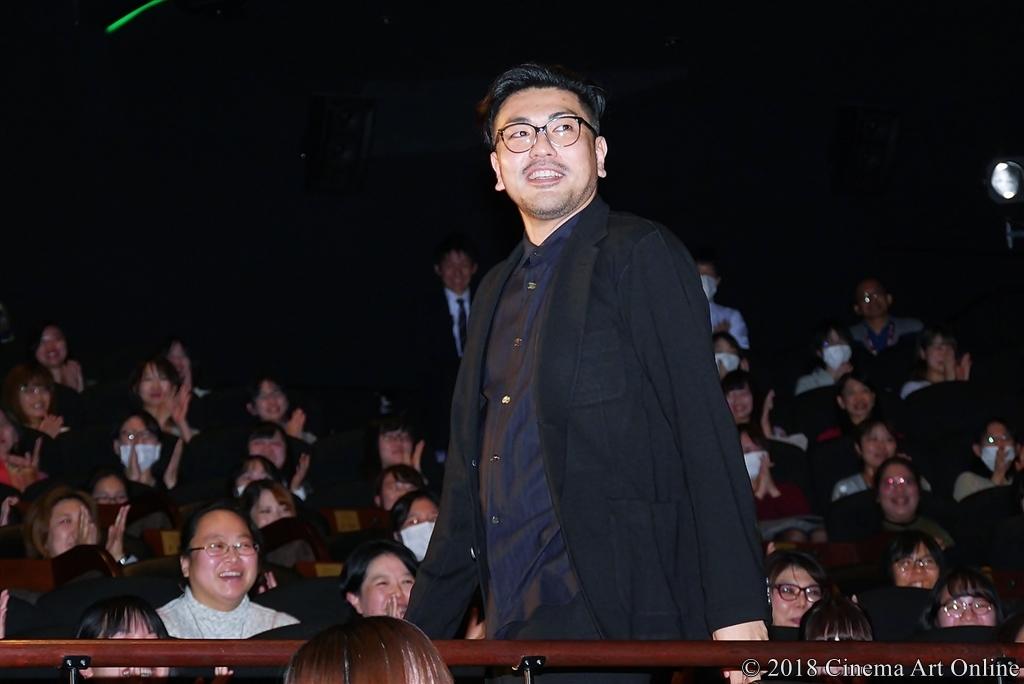 【写真】『映画刀剣乱舞』完成披露上映会舞台挨拶 (レッドカーペット/耶雲哉治監督)