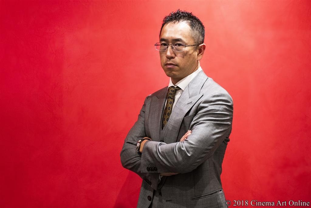 【写真】ドン・ユエ監督
