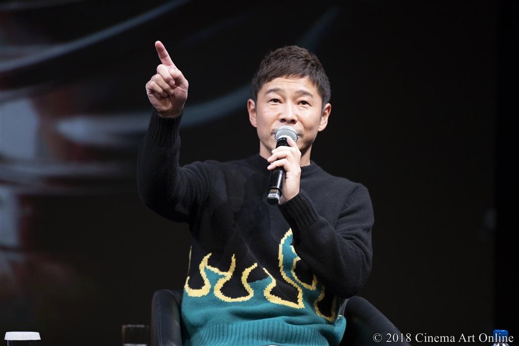 【写真】映画『ファースト・マン』来日記念イベント (前澤友作)