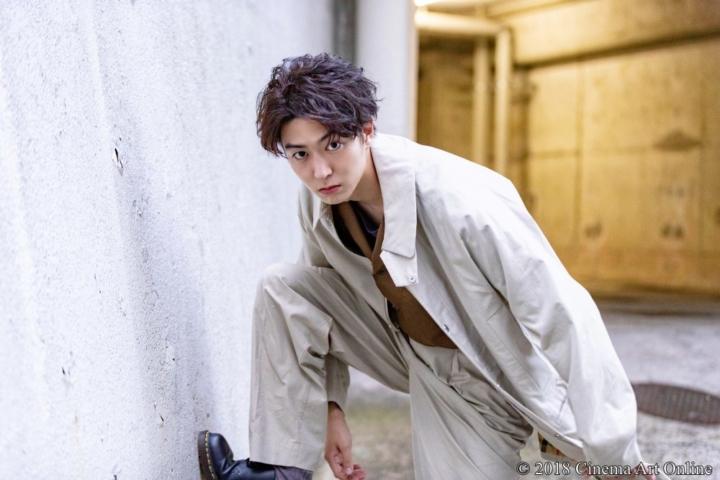 【写真】稲葉友 (Yu Inaba)