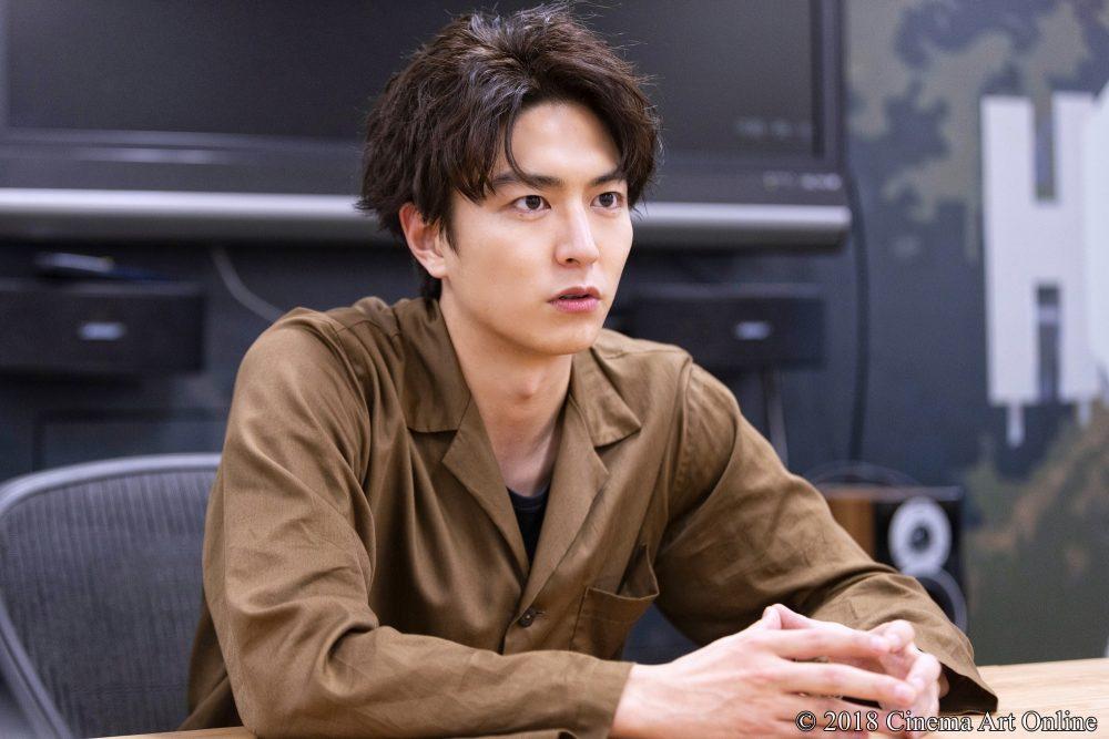 【写真】映画『春待つ僕ら』稲葉友インタビュー