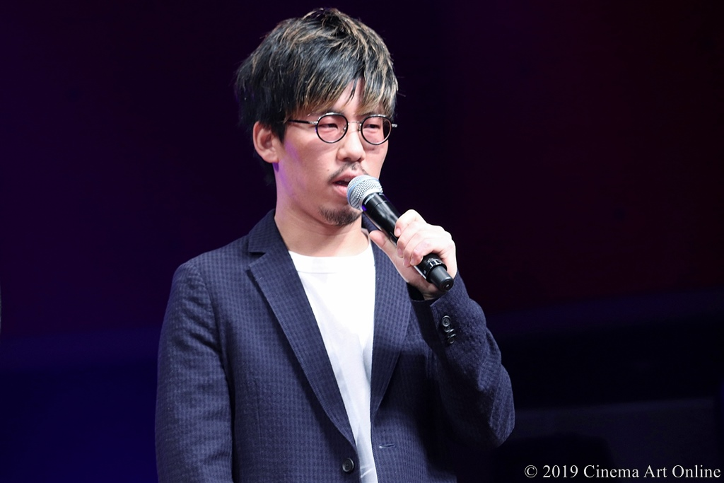 【写真】映画『チワワちゃん』公開直前パーティー (二宮健監督)