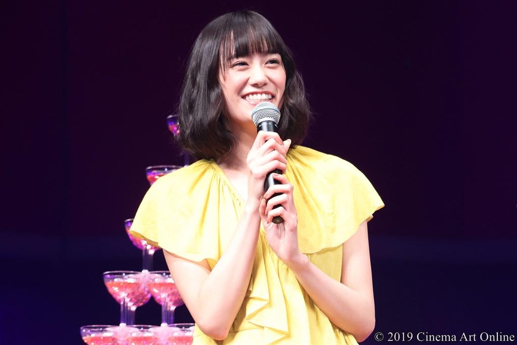 【写真】映画『チワワちゃん』公開直前パーティー (吉田志織)