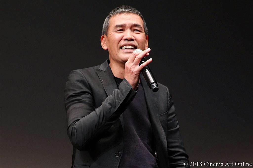 【写真】SABU監督