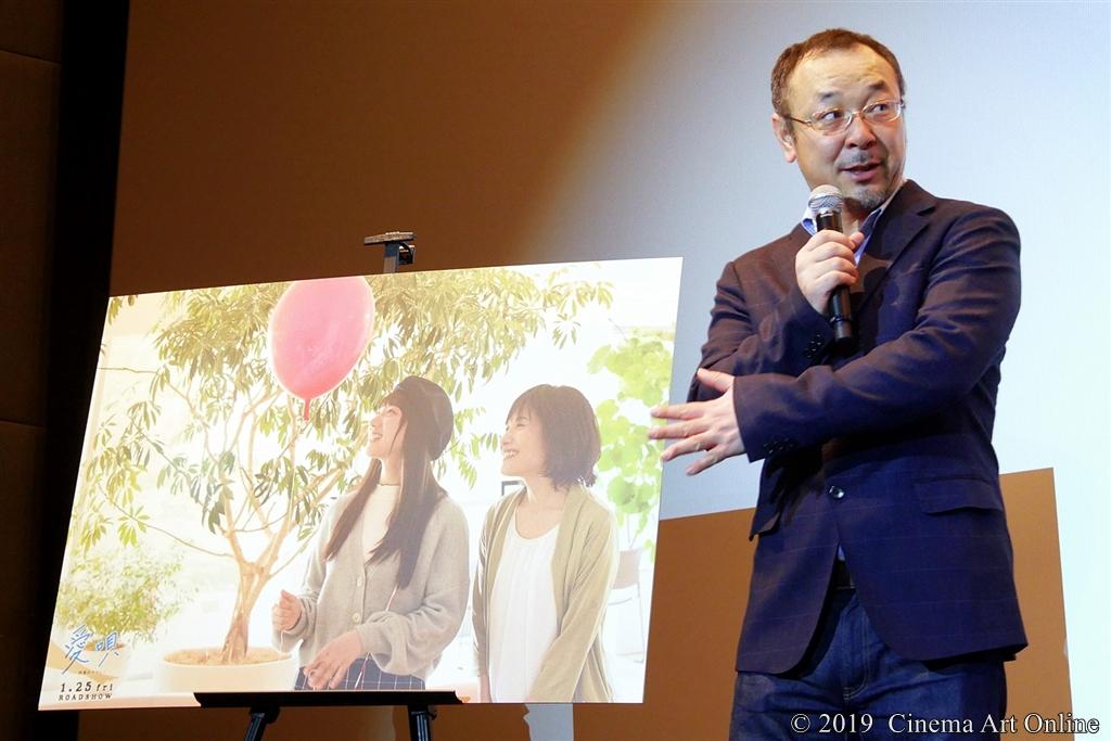 【写真】映画『愛唄 -約束ナクヒト-』親子試写会 (病院シーン場面写真)