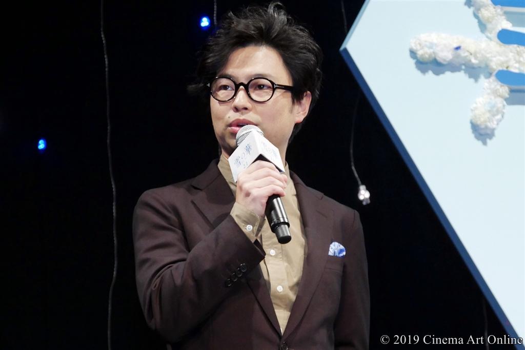 【写真】映画『雪の華』ジャパンプレミア (浜野謙太)