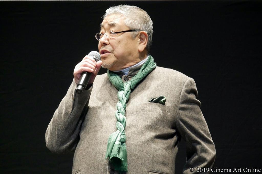 【写真】映画『翔んで埼玉』ジャパンプレミア in TOKYO (中尾彬)