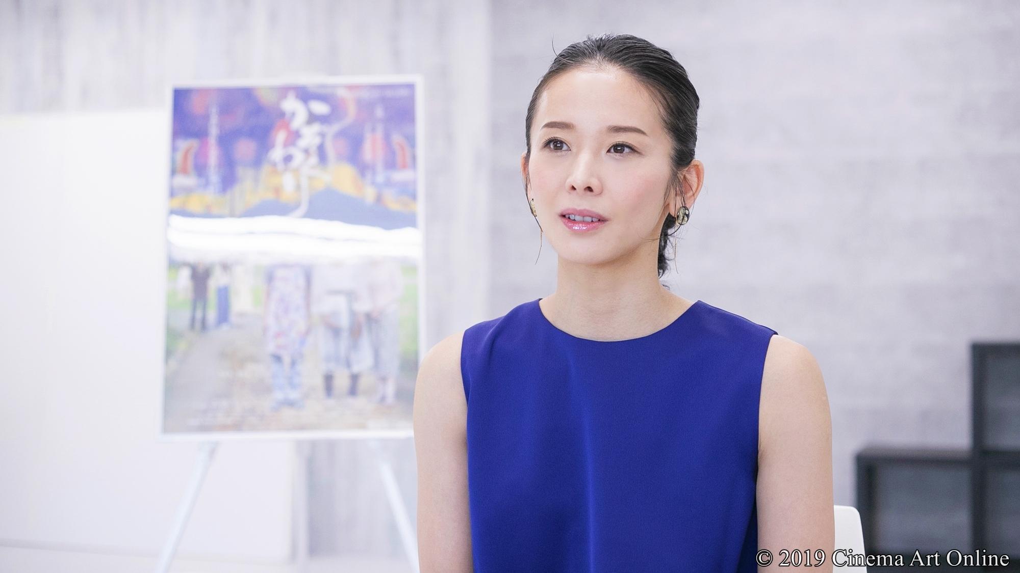 【写真】映画『かぞくわり』主演・陽月華インタビュー
