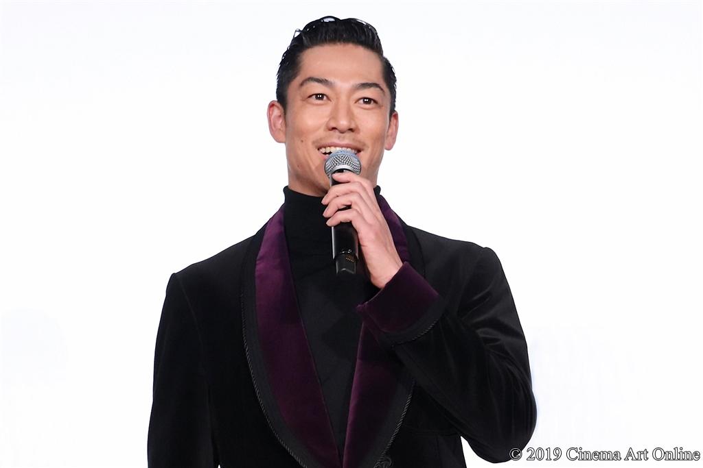 【写真】映画『この道』公開記念舞台挨拶 (AKIRA)