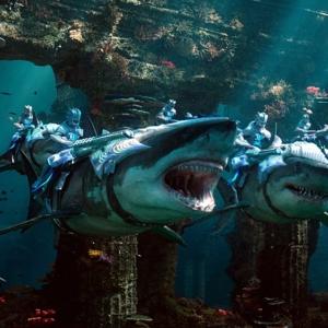 【画像】映画『アクアマン』(原題:Aquaman) 場面カット
