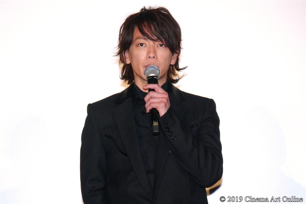 【写真】映画『サムライマラソン』公開記念舞台挨拶 (佐藤健)