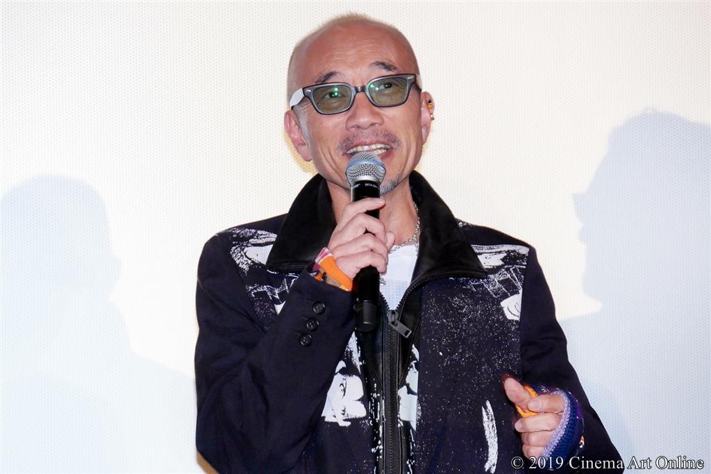 【写真】映画『サムライマラソン』公開記念舞台挨拶 (竹中直人)
